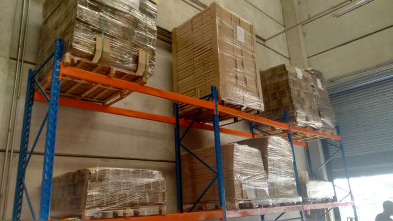 Comprar caixas de papelão