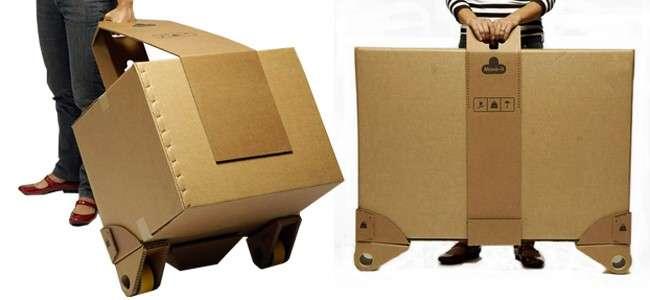 Confecção de caixas de papelão