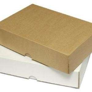 Embalagens de papelão para exportação