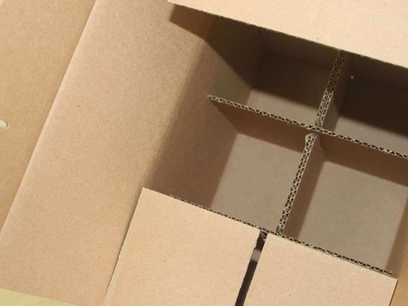 Empresa que vende caixa de papelão