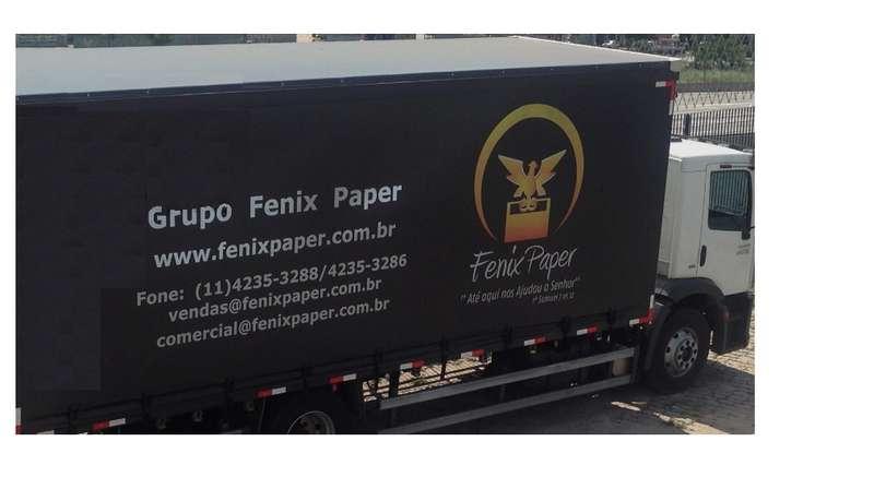 Fábrica de embalagens de papelão