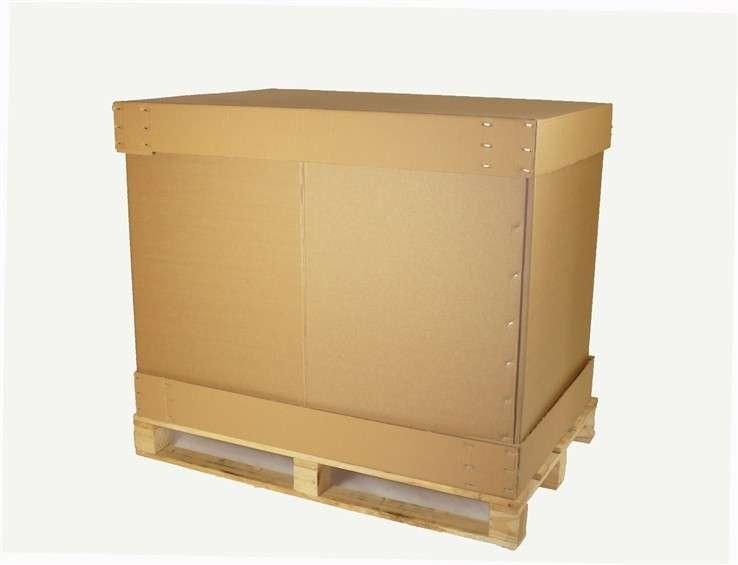 Fabricantes de caixa de papelão ondulado