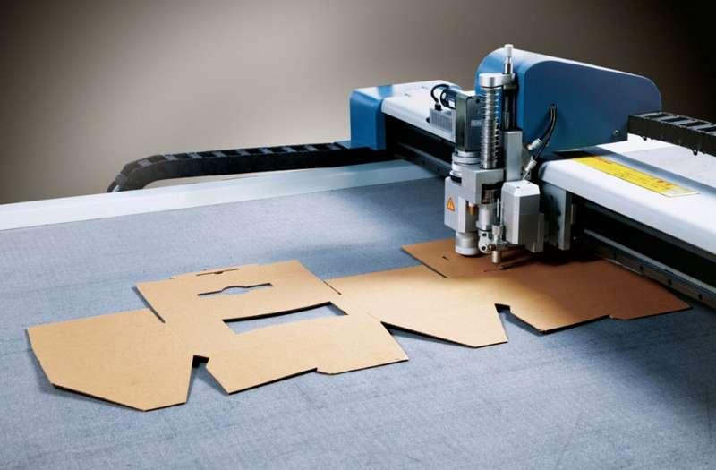 Indústria de embalagens de papelão ondulado