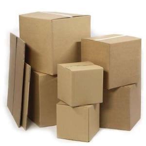 Caixas de papelão para embalagens