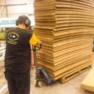 Empresa de embalagens de papelão
