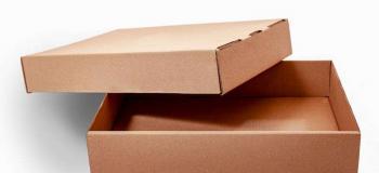 Caixa de papelão onde comprar