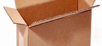 Caixa de papelão personalizada sp