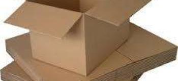Embalagens de papelão ondulado